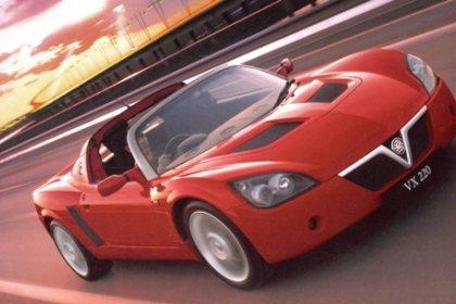 Lotus Elise U0026 Vauxhall VX220