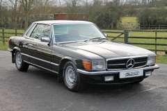 Mercedes-Benz R107 - Classic Car Reviews   Classic Motoring Magazine