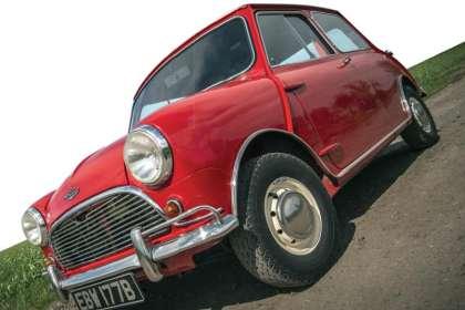 Austinmorris Mini Cooper Classic Car Reviews Classic Motoring