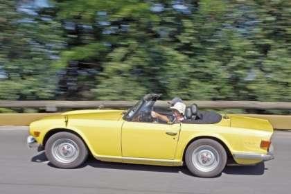Triumph TR6 - Classic Car Reviews | Classic Motoring Magazine