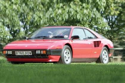 Ferrari Mondial - Clic Car Reviews | Clic Motoring Magazine on