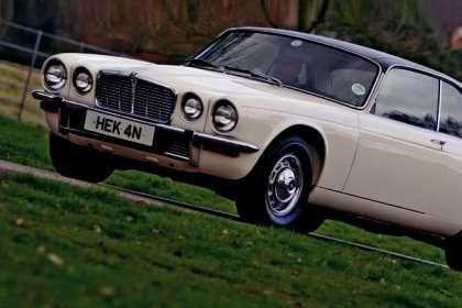 Jaguar XJC - Classic Car Reviews | Classic Motoring Magazine