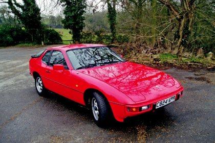 Porsche 924 Classic Car Reviews Classic Motoring Magazine
