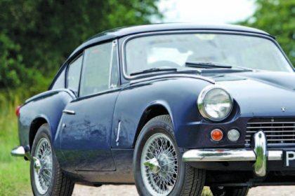 triumph gt6 classic car reviews classic motoring magazine. Black Bedroom Furniture Sets. Home Design Ideas