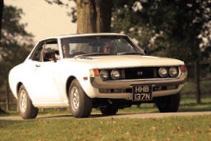 Toyota Celica 1970 1977 Classic Car Reviews Classic