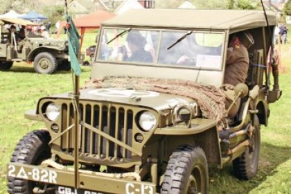 WW2 Willys-Overland Jeep