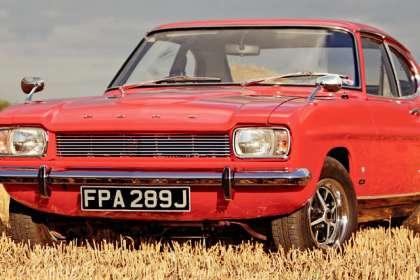Ford Capri Mk I Classic Car Reviews Classic Motoring Magazine