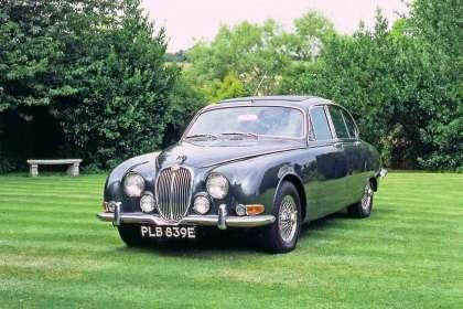 Jaguar S Type (1963-1968) - Classic Car Reviews   Classic ...
