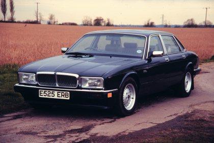 Jaguar Xj40 Classic Car Reviews Classic Motoring Magazine