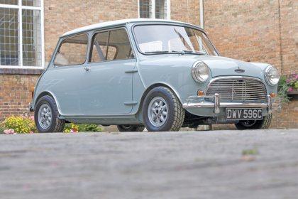 Classic Mini Car Parts For Sale