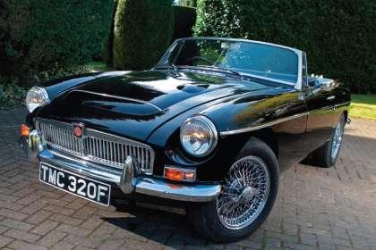 MGC - Classic Car Reviews | Classic Motoring Magazine