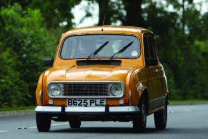 Renault R4 - Classic Car Reviews | Classic Motoring Magazine