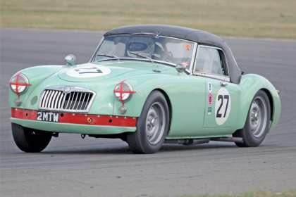 MGA - Classic Car Reviews | Classic Motoring Magazine