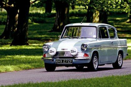 Ford Anglia 105E - Classic Car Reviews   Classic Motoring ...