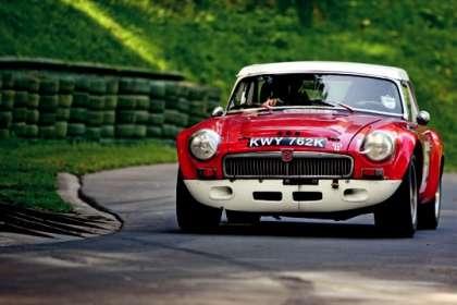 MGB - Classic Car Reviews   Classic Motoring Magazine