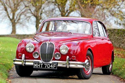 Jaguar Cars By Brand Manufacturer Marques Models Classic Cars