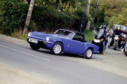 Triumph Spitfire Herald Classic Car Servicing Maintenance