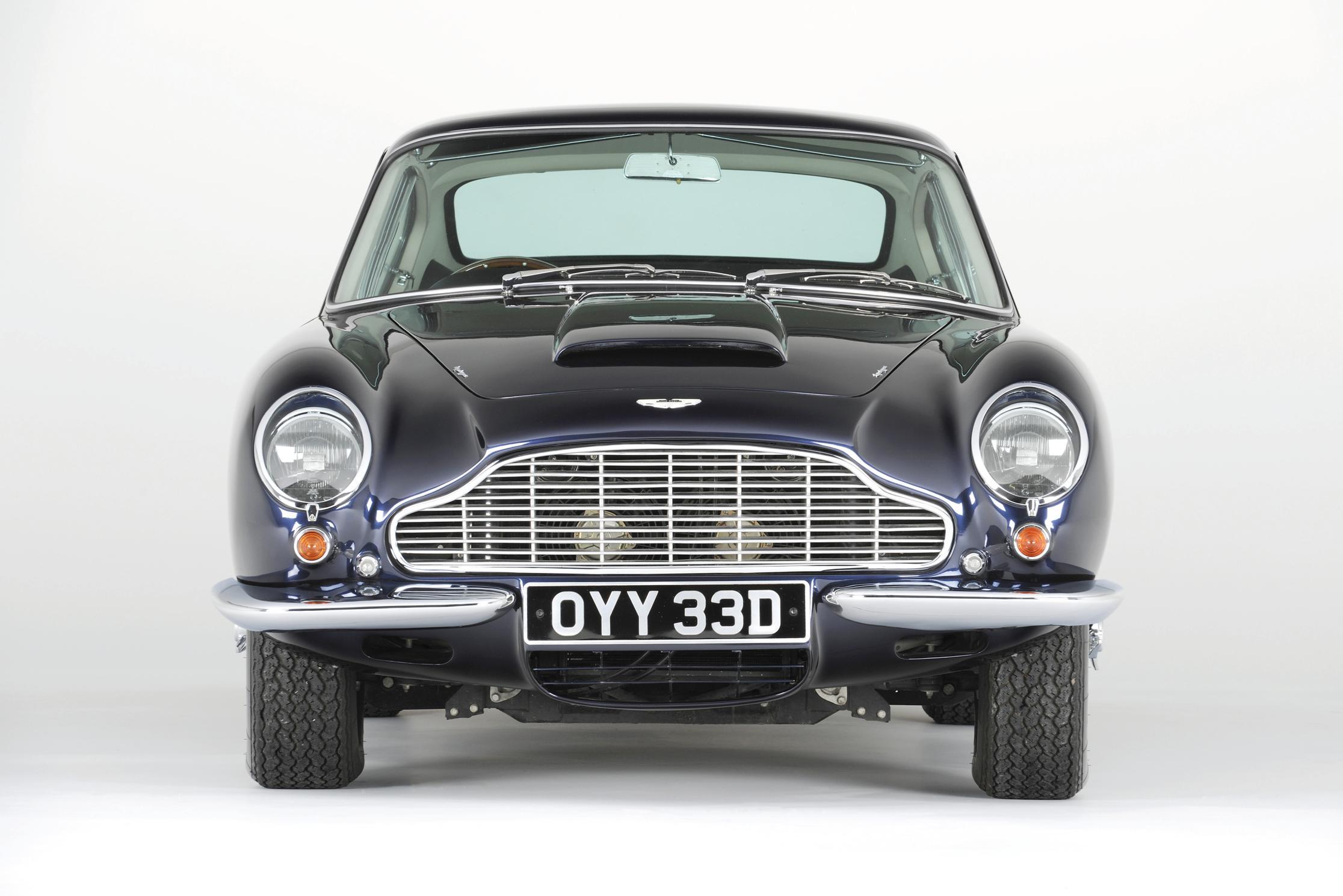 Aston Martin Db6 Classic Car Reviews Classic Motoring Magazine