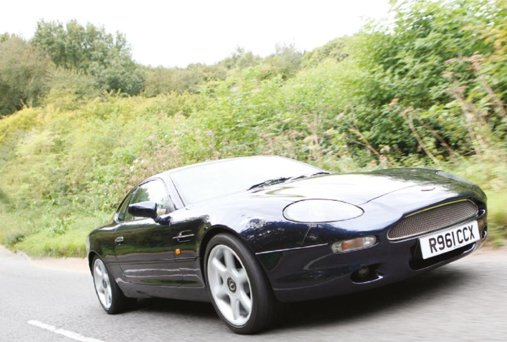 Bmw 8 Series Vs Jaguar Xk8 Vs Aston Martin Db7 Classic Car Reviews Classic Motoring Magazine