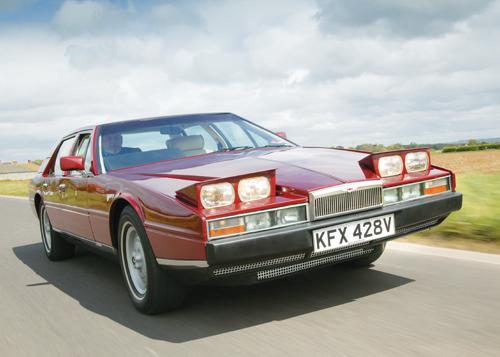 Aston Martin Lagonda Classic Car Reviews Classic Motoring Magazine