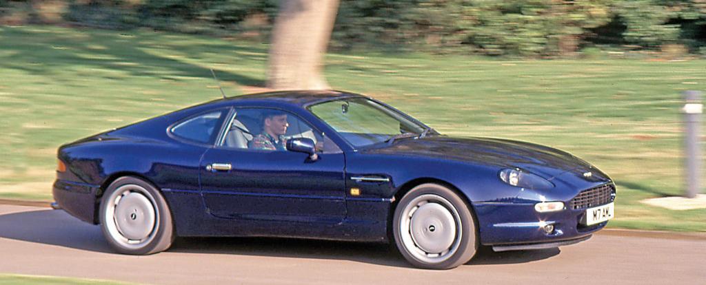 Aston Martin Db7 Classic Car Reviews Classic Motoring Magazine