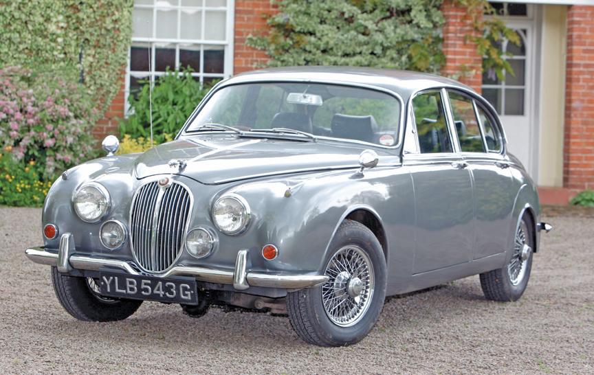 Jaguar 240 - 340 - Classic Car Reviews | Classic Motoring Magazine