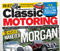 Magazine Cover - Classic Cars For Sale - 1000s of Classic Car Reviews, How To Service & Maintenance Guides