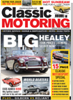 The latest issue of Classic Cars For Sale is on sale now - Pick up your copy from all good newsagents including WHSmith or click here to subscribe now