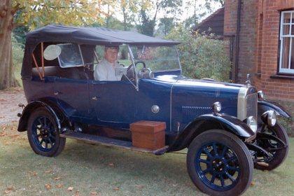 Clyno - Classic Car Ho...