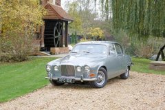 Twin Test: Rover P5 & Jaguar S-type & 420