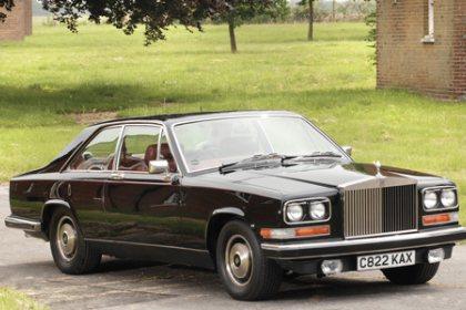 Rolls Royce Carmargue