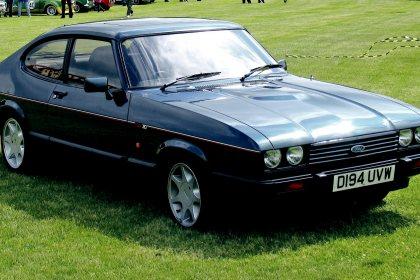 Ford Capri Mk Iii Classic Car Reviews Classic Motoring