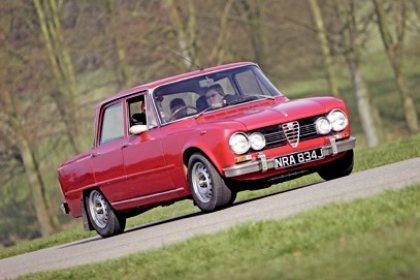 Alfa Romeo Giulia Gtv Classic Car Reviews Classic Motoring