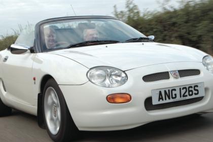 Bmw Z3 V Mgf Classic Car Reviews Classic Motoring Magazine