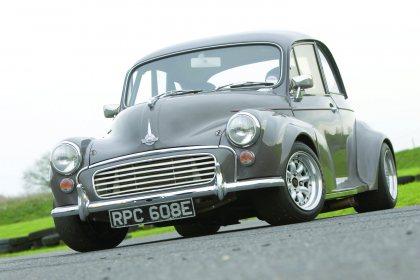 Morris minor classic car reviews classic motoring magazine for American classic homes reviews